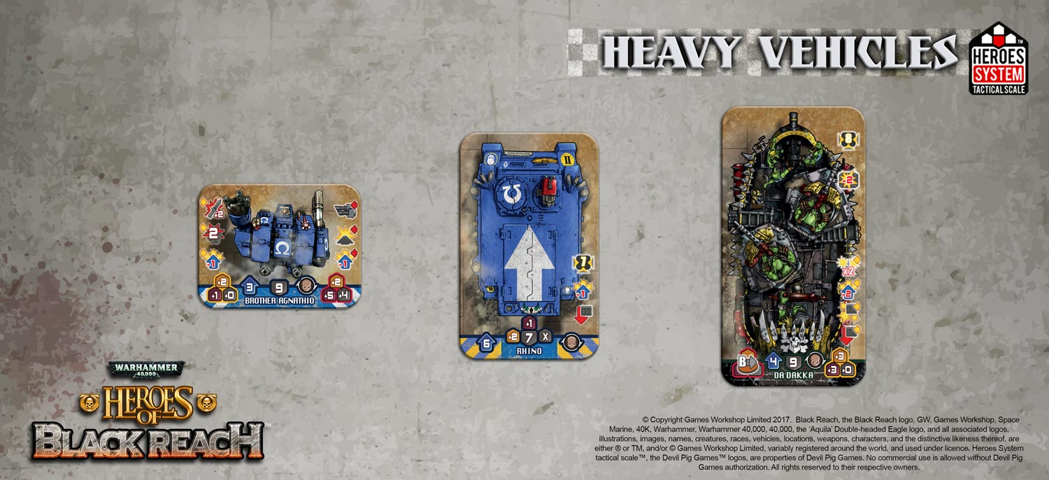 NEW DAMAGE RULES FOR HEAVY VEHICLES | Warhammer 40,000